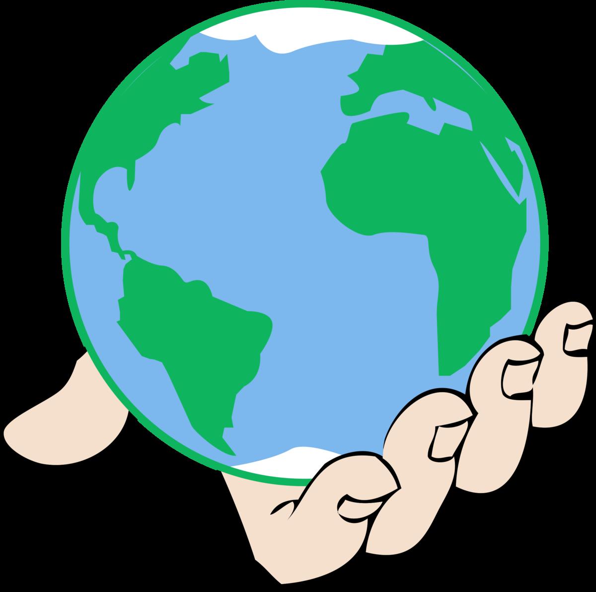 картинка шар земной в руках на прозрачном фоне можно найти все