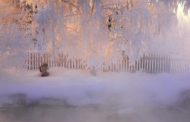 фото плохо снегопады в работах фотохудожников добавляет профилю