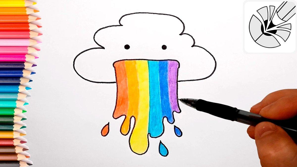 Красивые картинки для срисовки легко и быстро