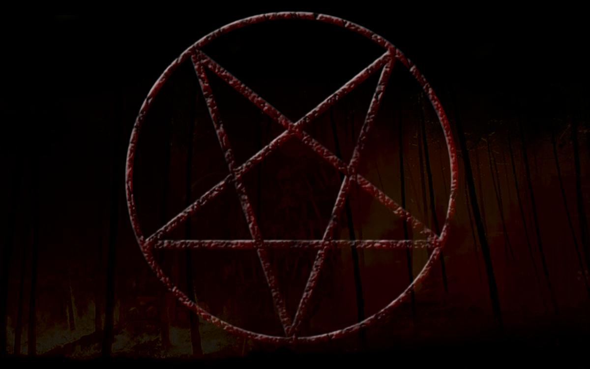 Картинки метка дьявола