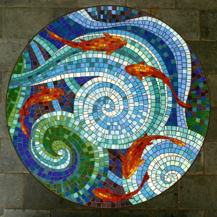 Картинки удивительная мозаика новый