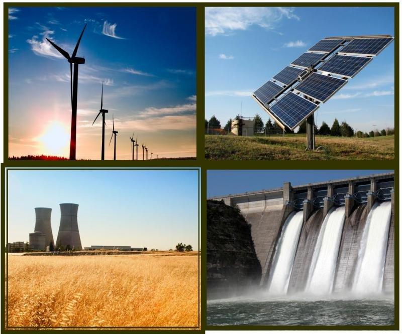 Картинки о альтернативной энергии