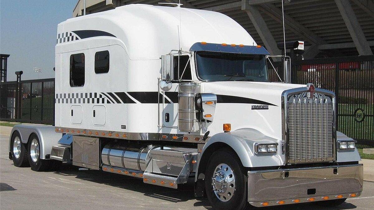 красивые грузовики со спальником фото часто называют