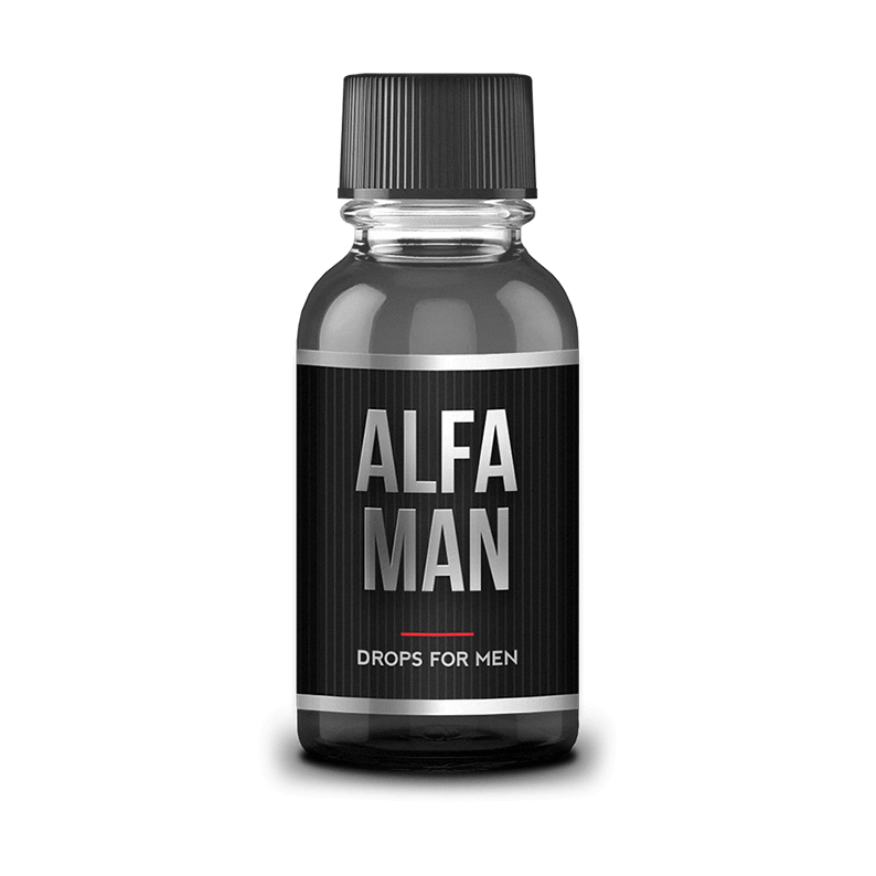 Alfa Man для потенции в Томске