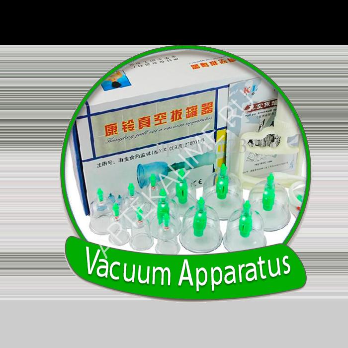 Массажные банки для суставов VACUUM APPARATUS в Севастополе