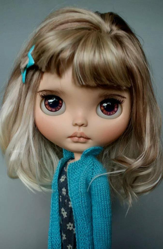 Картинки кастомных кукол блайз