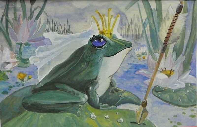 Картинки на тему сказка о царевне лягушке