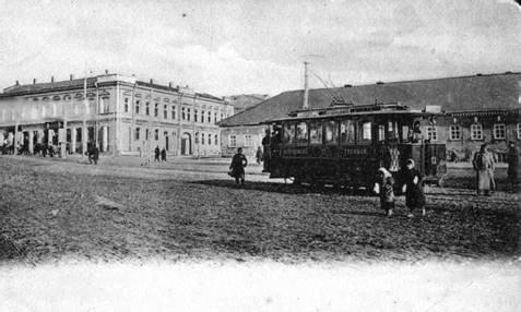 Астрахань Astrachan / Соборная площадь Cathedralplatz