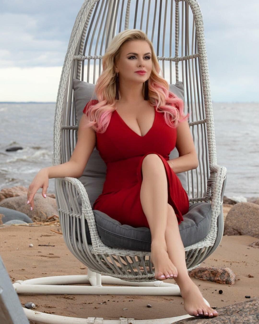 Анна семенович видео, порно страшных русских