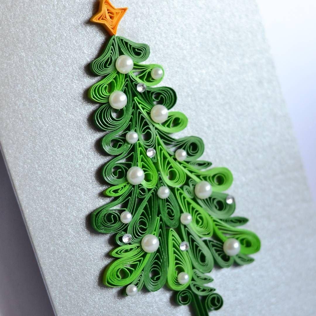 новогодняя елка открытка поделка вам необходимо