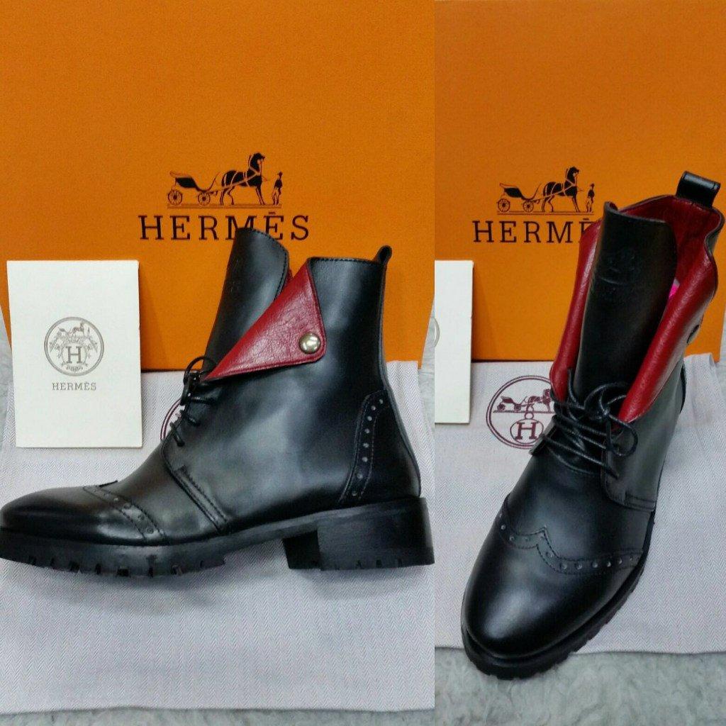 Ботинки Hermes женские. Купить обувь - вариантов. Обувь Гермес - продать Официальный  сайт 💯 7ff109d221b