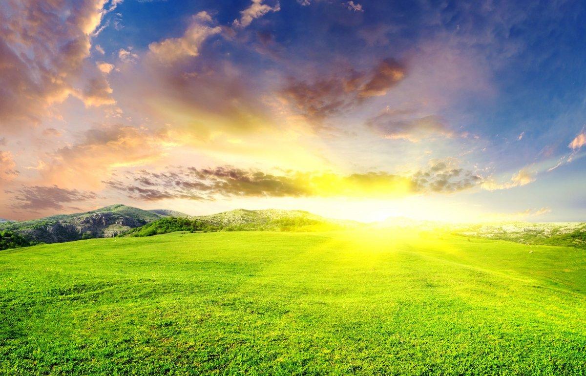 Доброе утро природа картинки красивые, снегу
