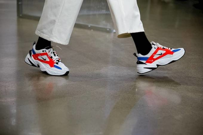 34bc7a421d4f Кроссовки Rhyton Gucci logo leather sneaker в Сосновоборске. С верхом из  Купить со скидкой -