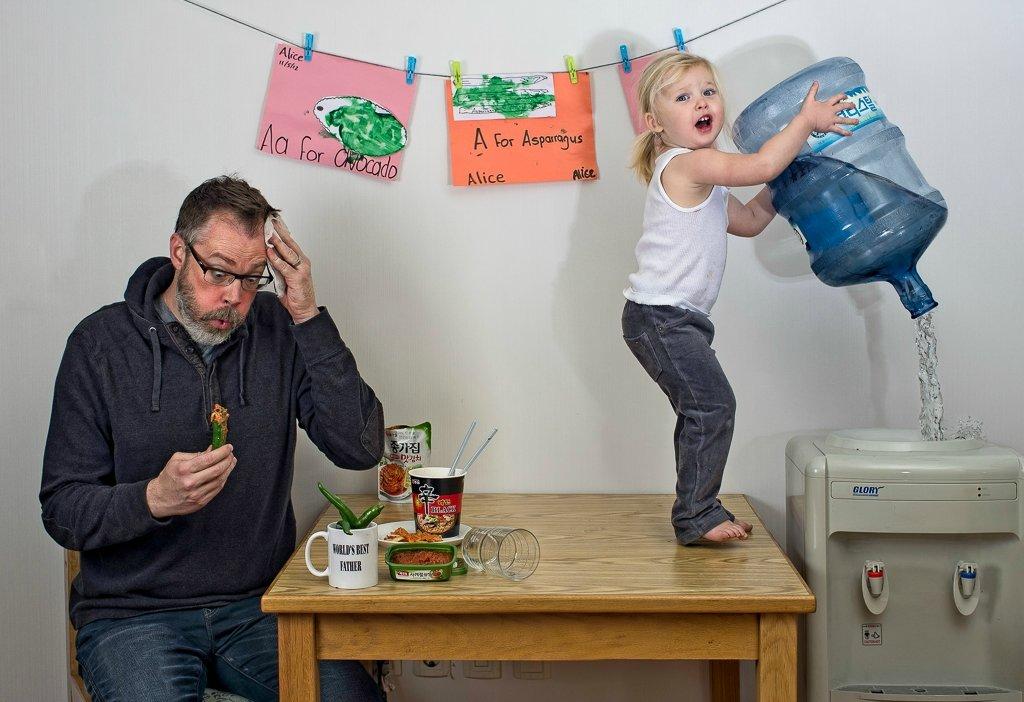 Подборка прикольных картинок о воспитании детей