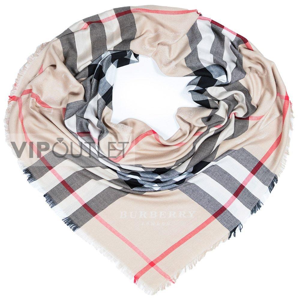 11bcb0099ef2 Женские платки BURBERRY. Купить женские платки и шарфы на Официальный сайт  🚩 http