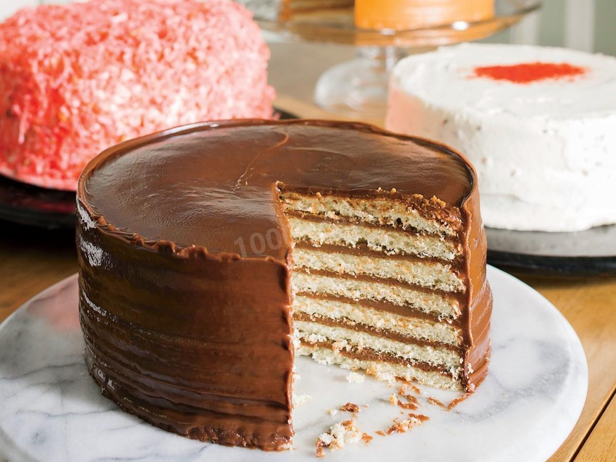 Торти рецепти та картинки