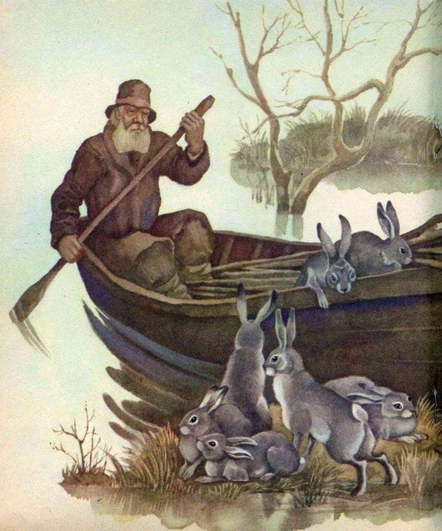 Картинки с дед мазаем