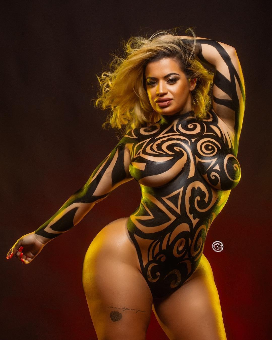 Miami heat naked girls body paint, dab uk market penetration