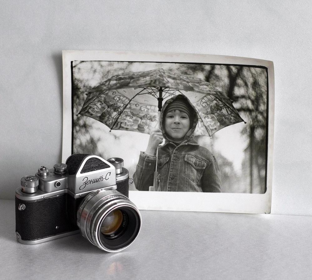 Пленочная фотография в картинках