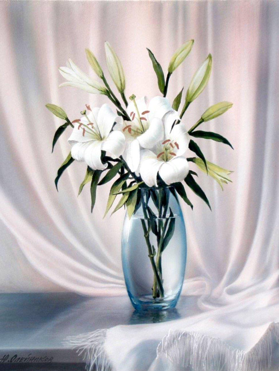 сеансов цена картинки черная лилия в вазе отношения