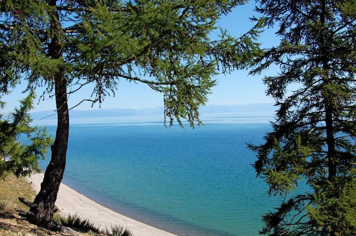 Озеро байкал фото летом