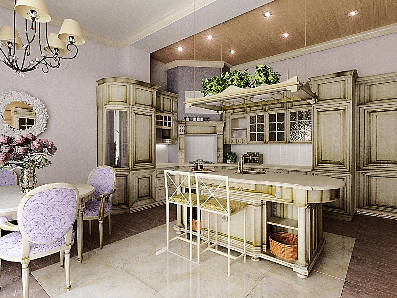 кухни в стиле прованс все картинки безжалостны