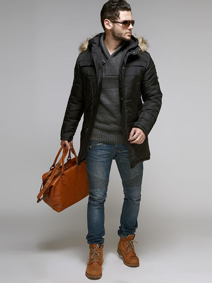 зимняя одежда для мужчин фото кованых ручек