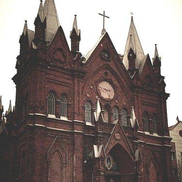 курский католический храм