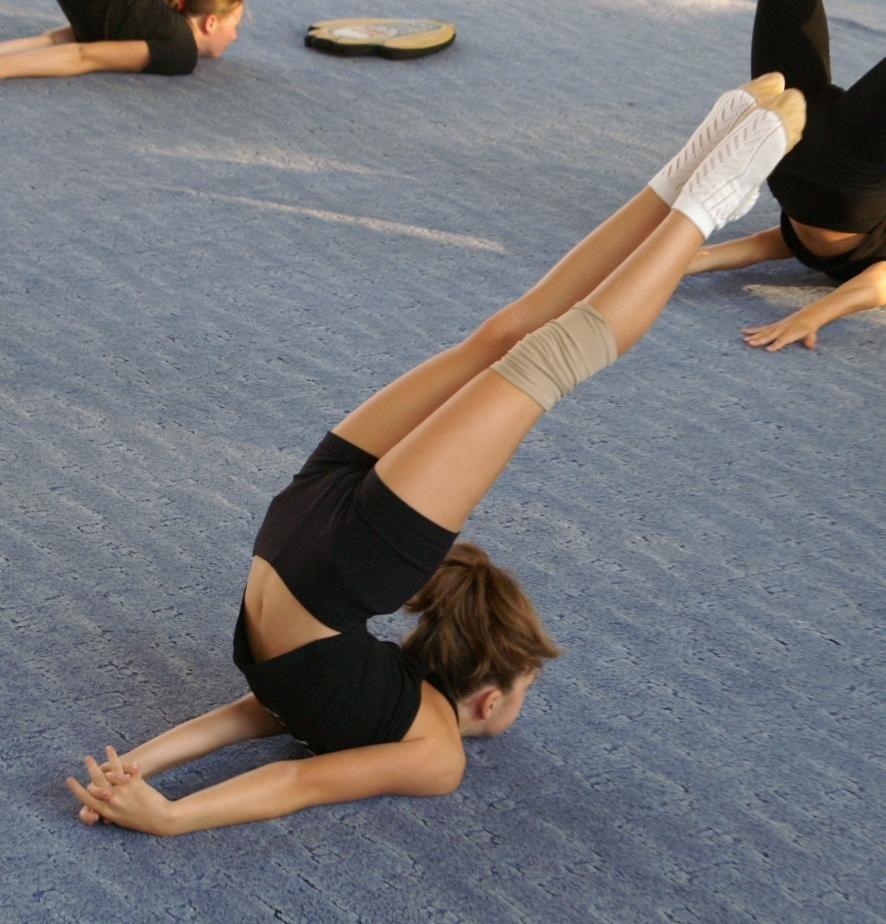 гимнастика в обычных картинках предельно объективны
