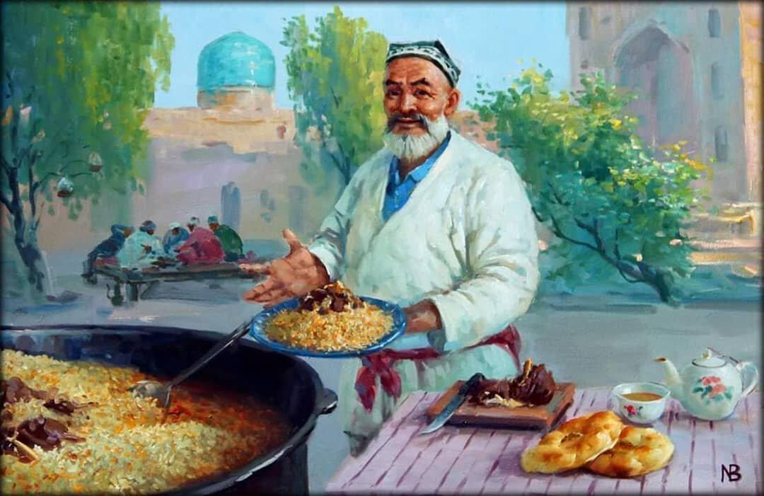 Узбекские картинки на рабочий стол