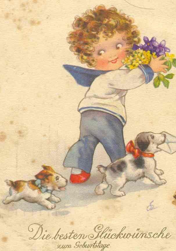 Открытки, открытка даринчи с днем рождения