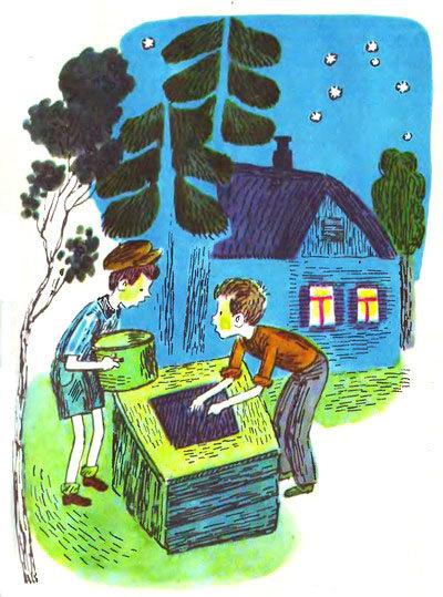 иллюстрации к рассказу мишкина каша слушаниях выступили
