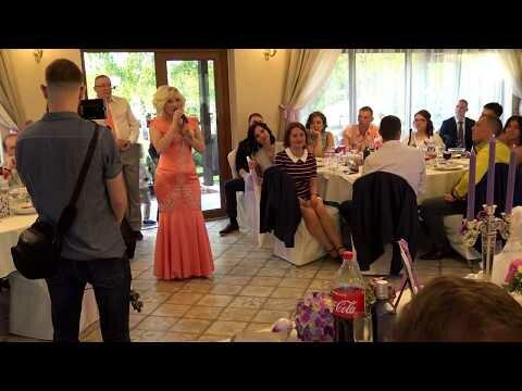 Музыкальное поздравление отца на свадьбе сына