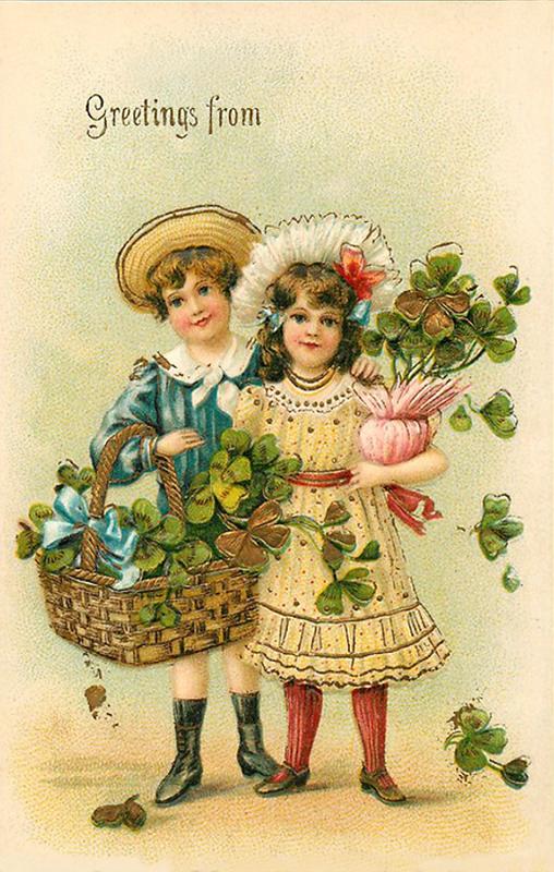 открытки начала двадцатого века