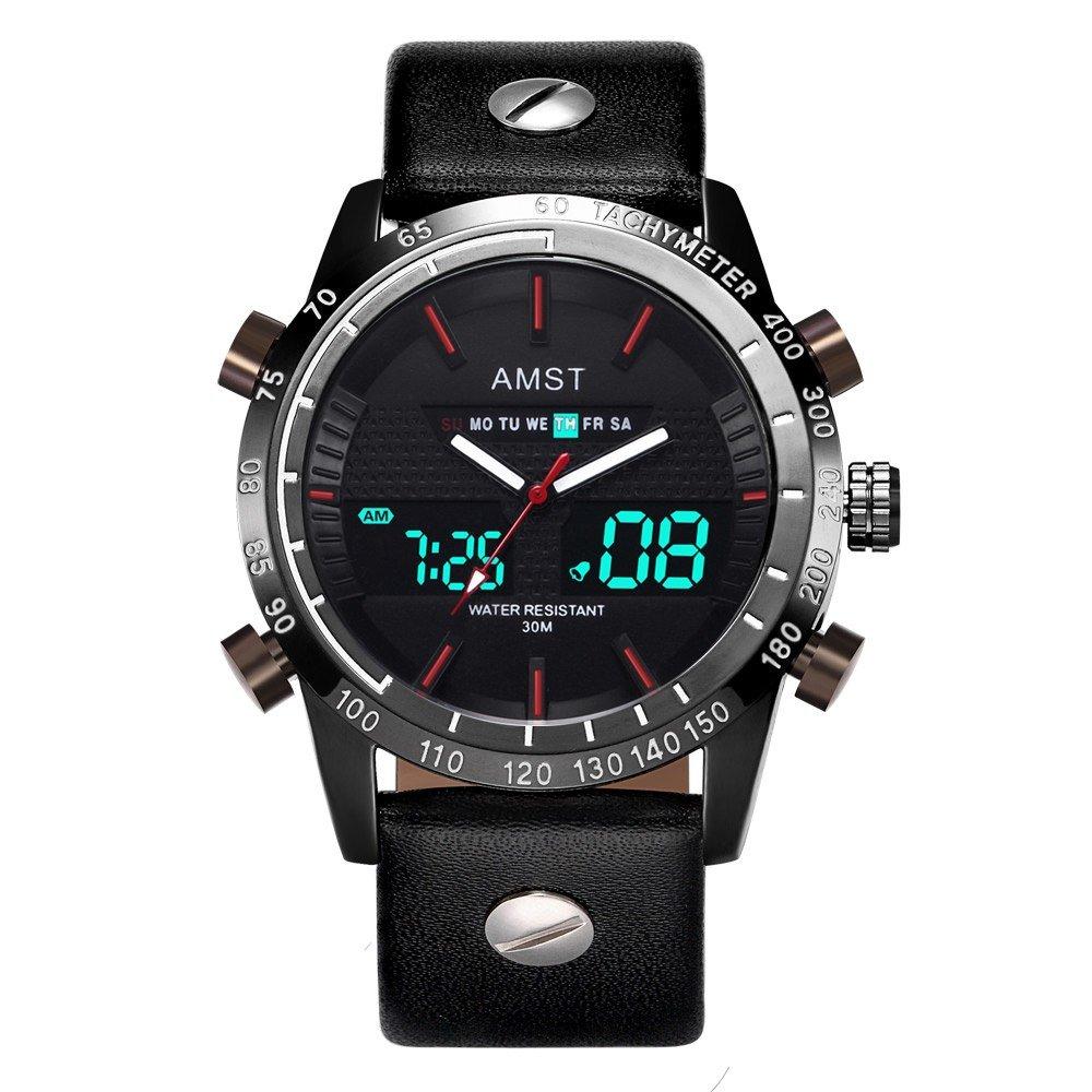 Действительно неубиваемые часы с огромным набором функций.