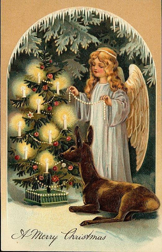Поздравление с рождеством поющих открытках