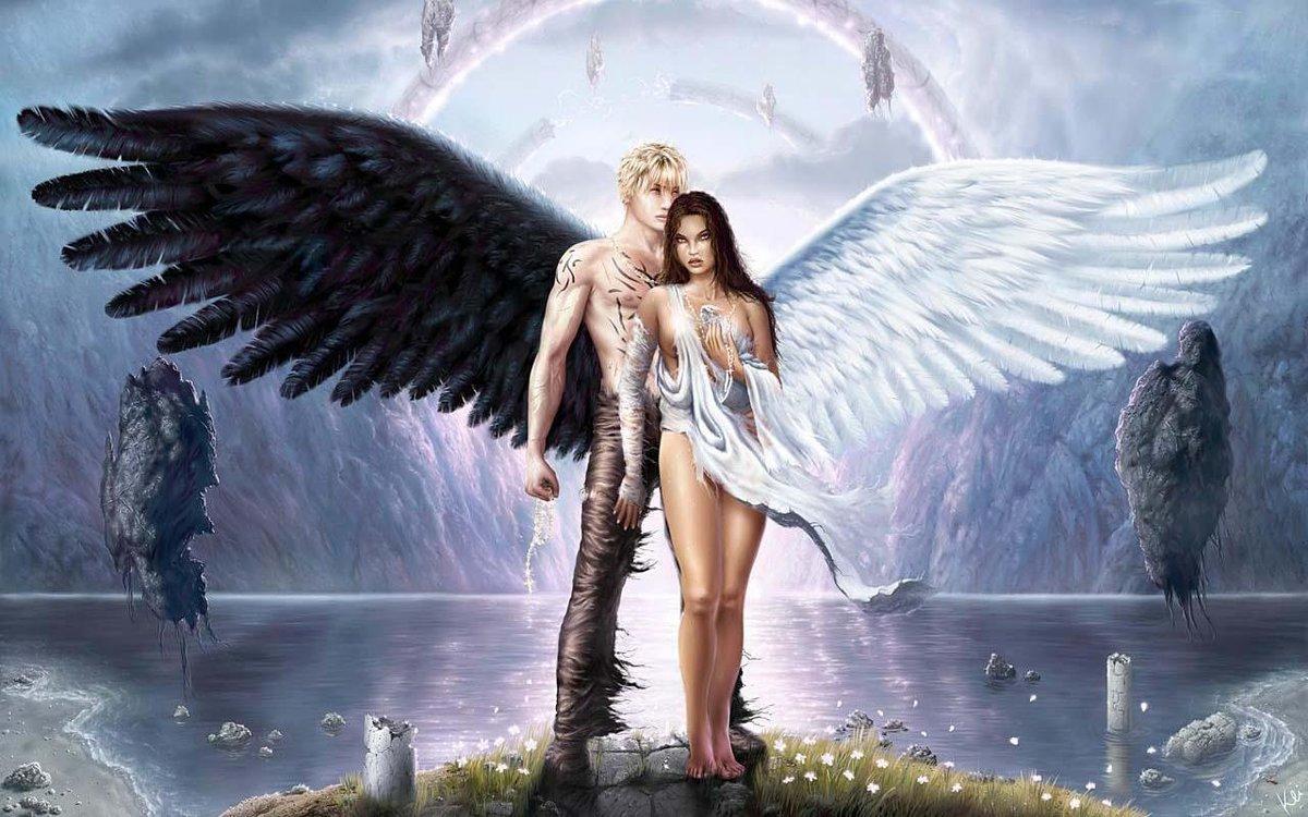 Восьмерки марта, ангел любви картинки