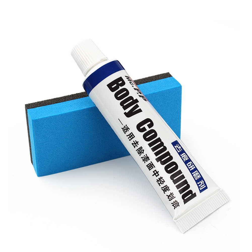 BodyCompound для удаления царапин в Кургане