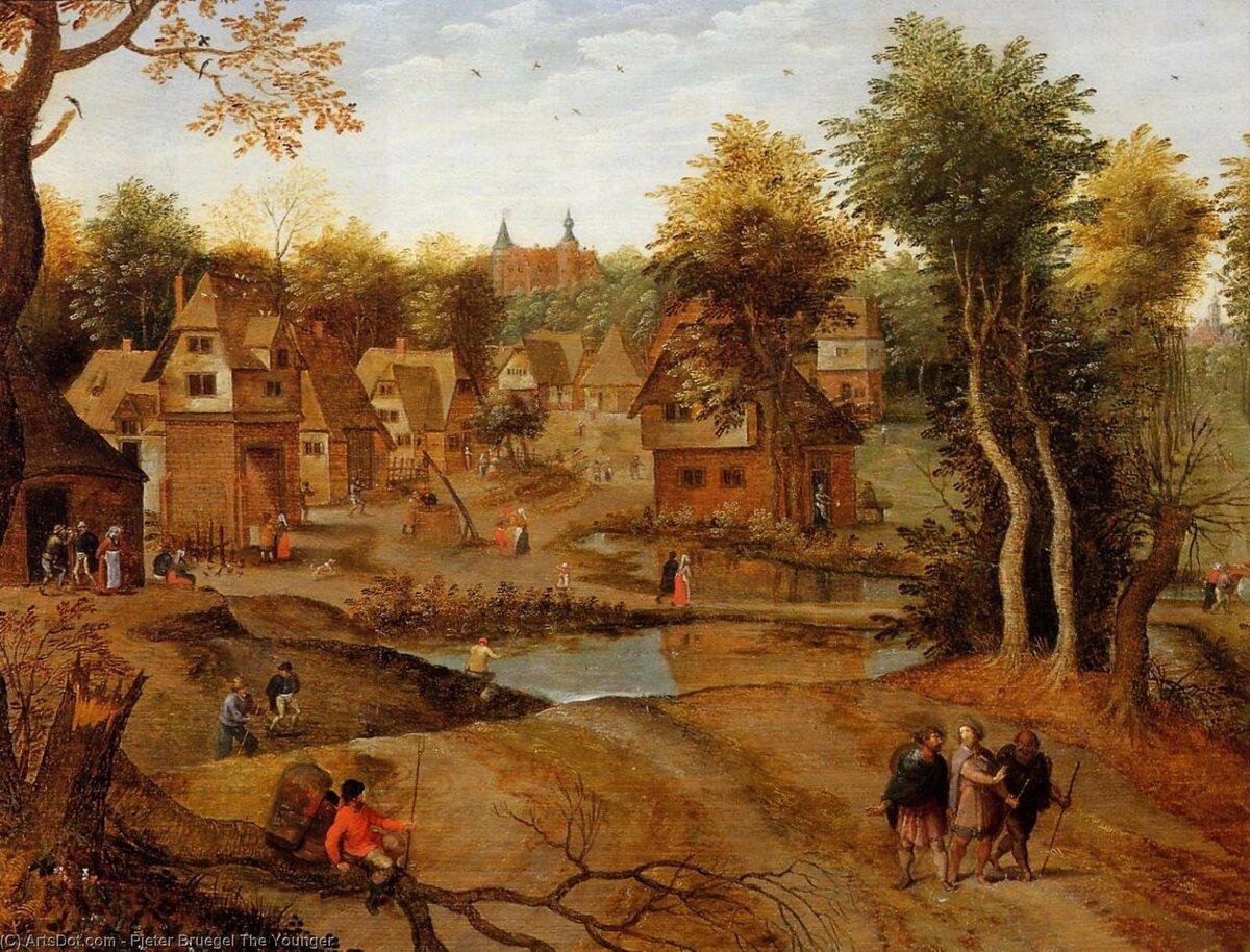 Картинки питер брейгель