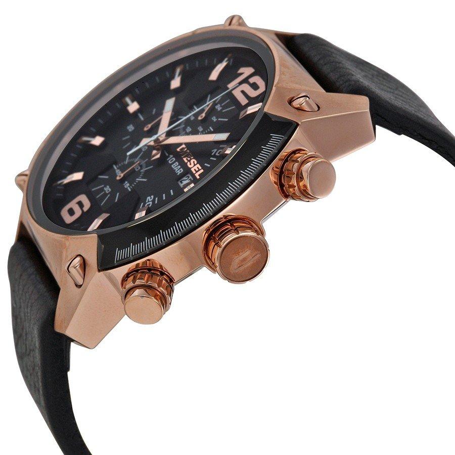 Итальянский бренд diesel дизель занимает особое место в нашем каталоге мужские часы.