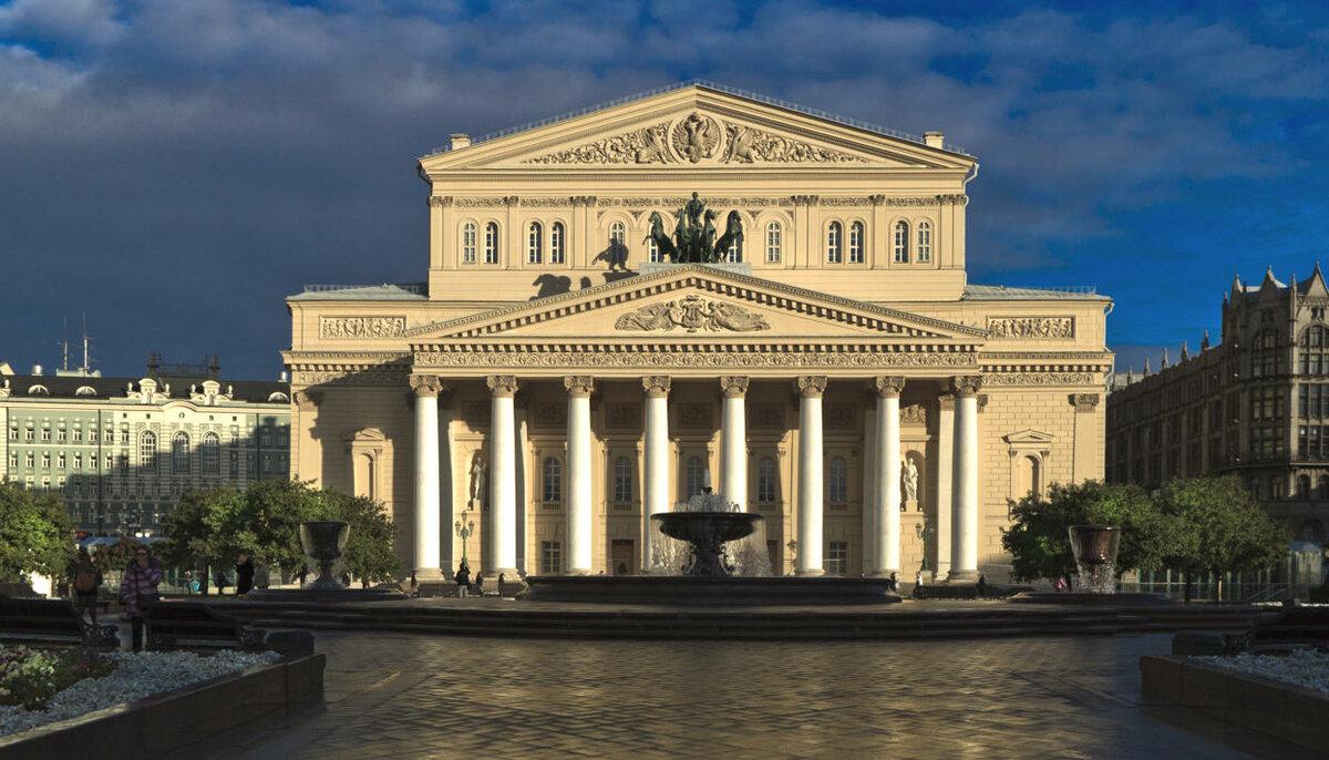 Театр в москве картинки