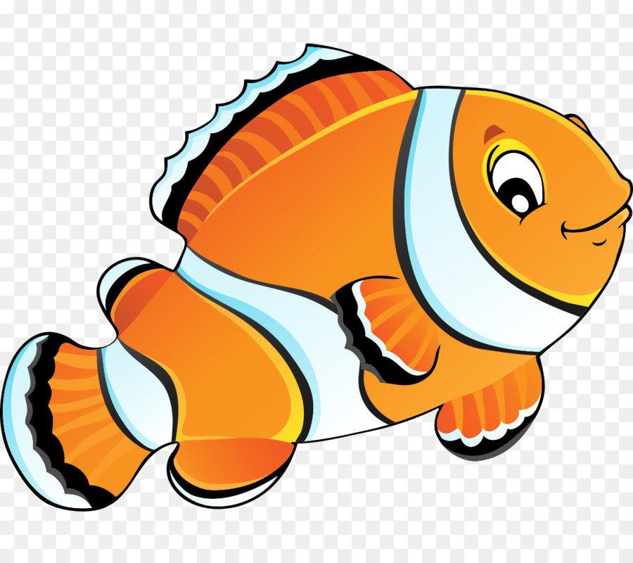 картинки мультяшных рыбок распечатать тому данный