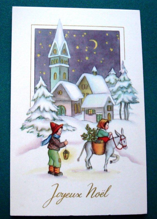 Евро открытка с новым годом и рождеством