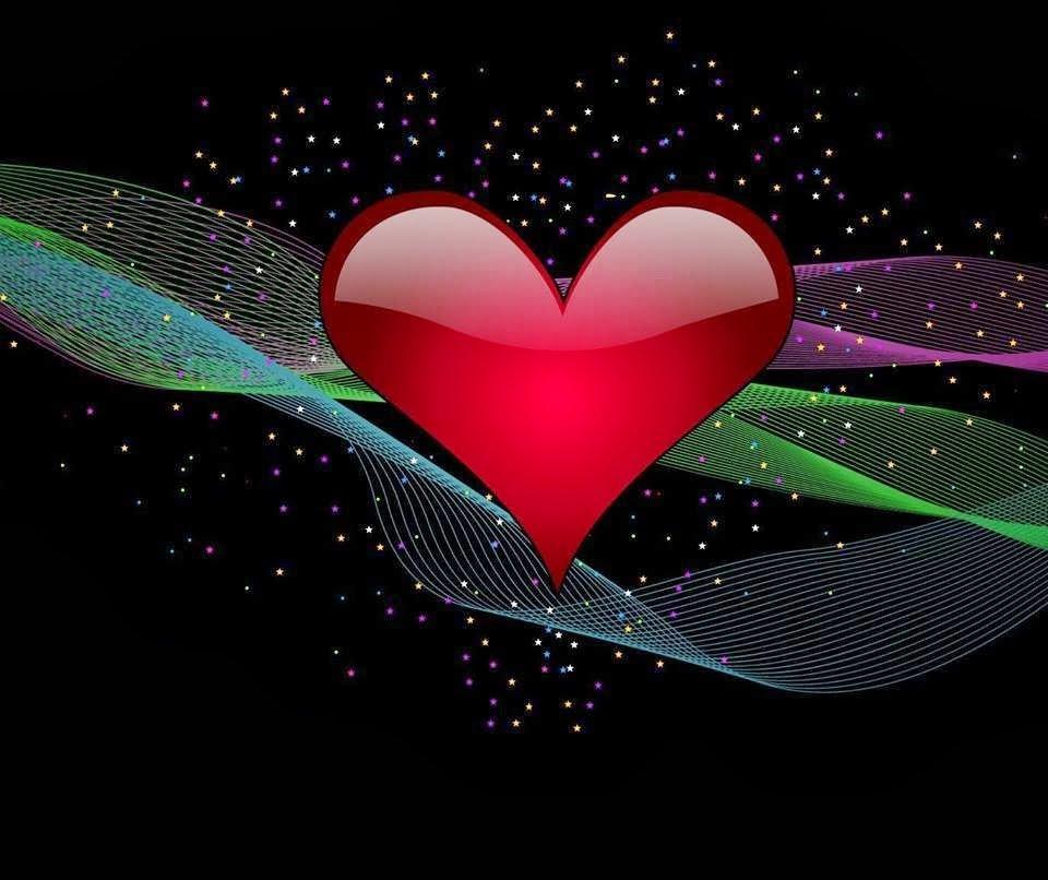 Сердечко картинка гиф