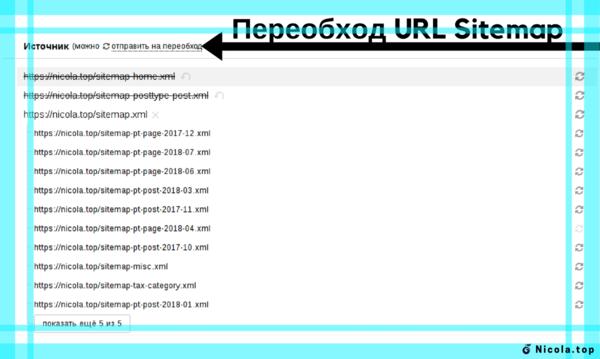 XML Sitemap Google And Yandex