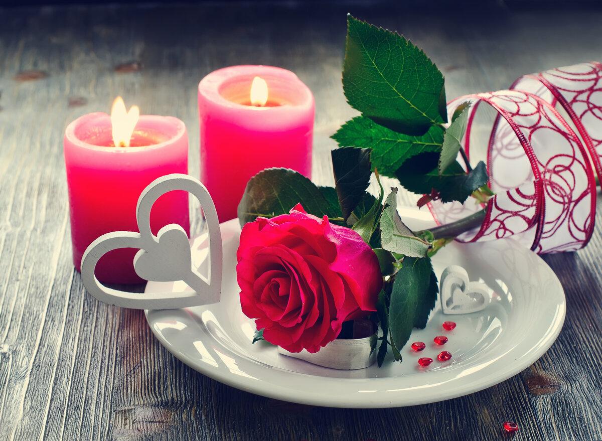 Красивые светящие картинки про любовь