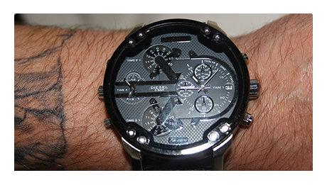 Часы Diesel Brave оптом, Копия наручных часов Дизель http   youimp ... 5ce656aa677