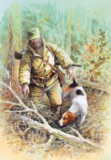 советский охотник картинка фото, набирайте