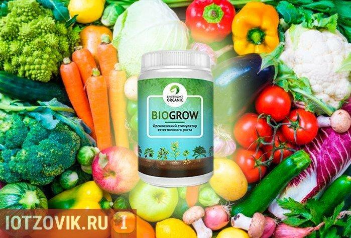 BioGrow Plus – биоактиватор роста растений и рассады в Енакиево