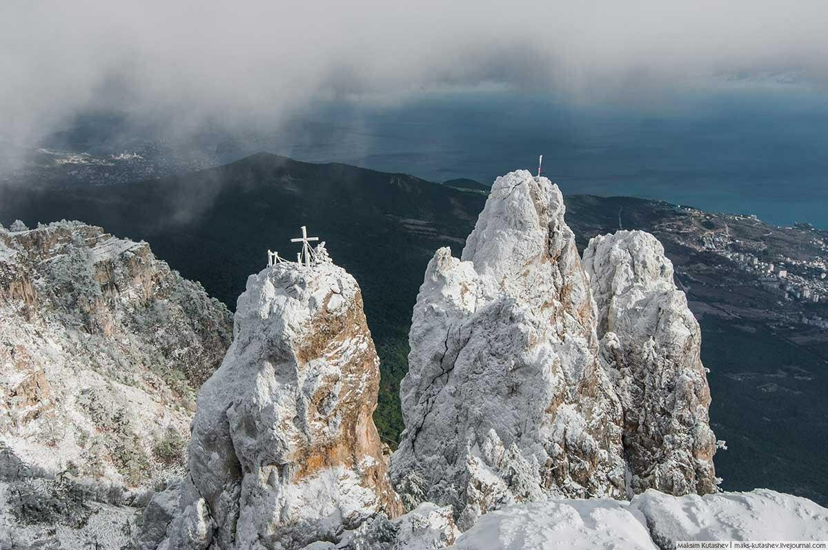 Картинки горы ай петри